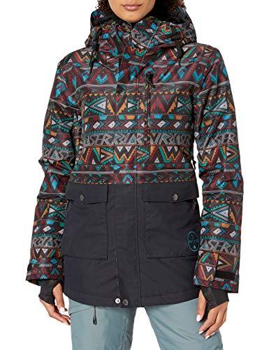 AIRBLASTER Damen Stay Parka Insulated Outerwear Jacket Snowboard-Jacken, Wilder Stamm, Medium