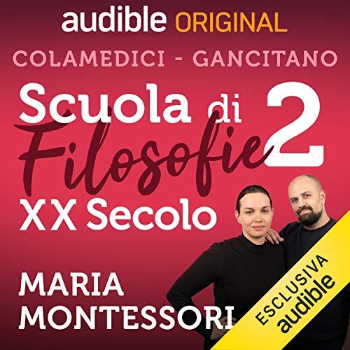 Maria Montessori copertina