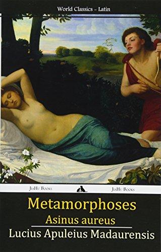 Metamorphoses: Asinus aureus