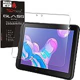 TECHGEAR Antirreflejo Vidrio Compatible con Samsung Galaxy Tab Active Pro 10.1' 2020 (SM-T540 / SM-T545) - Mate Vidrio Protector de Pantalla de Vidrio Templado [Dureza 9H] [Resistente] [Sin Burbuja]