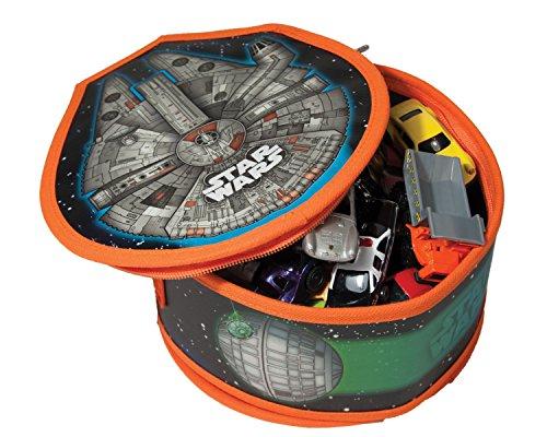 Star Wars Vehicles Millennium Falcon ZipBin Race Case