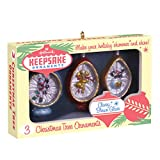 Hallmark Keepsake Ornament, Nifty Fifties Set, 3 Count