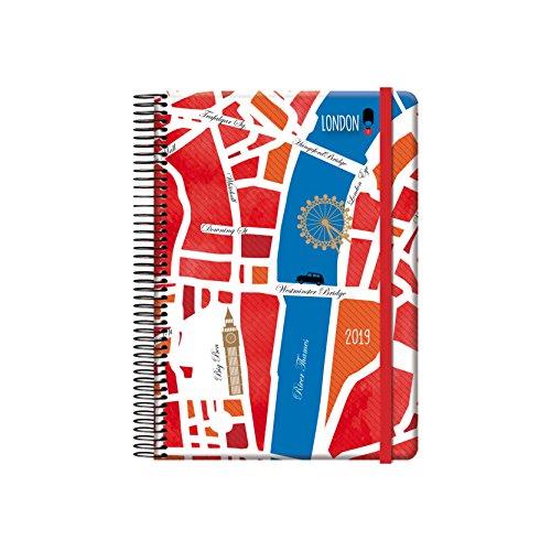 Dohe 12568 - Agenda'Street Londres' día página