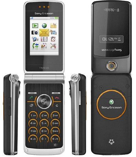 Sony Ericsson TM506 Unlocked QUAD-Band 3G GSM Cell Phone