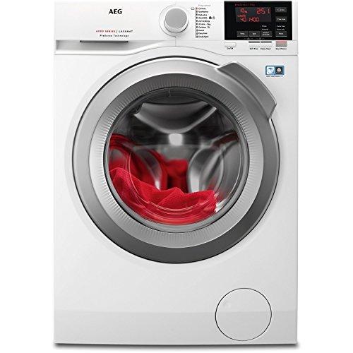 AEG L6FBG142R 6000 Series 10kg 1400rpm Freestanding Washing Machine-White