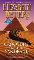 Crocodile on the Sandbank (Amelia Peabody (1))