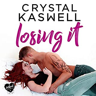 Losing It                   By:                                                                                                                                 Crystal Kaswell                               Narrated by:                                                                                                                                 Kai Kennicott,                                                                                        Wen Ross                      Length: 10 hrs and 23 mins     7 ratings     Overall 4.7