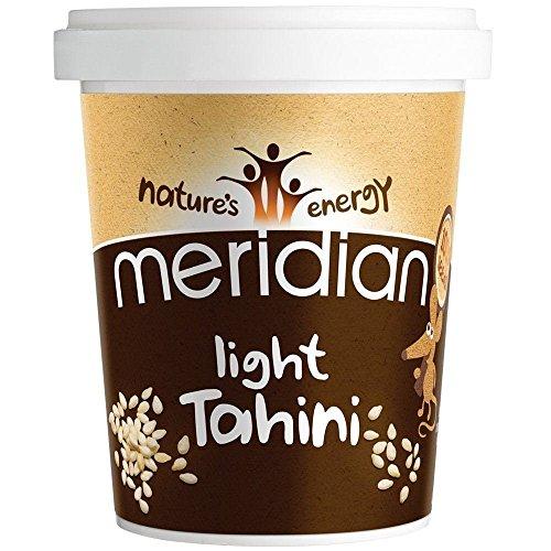 Meridian   Tahini - light   3 x 454g