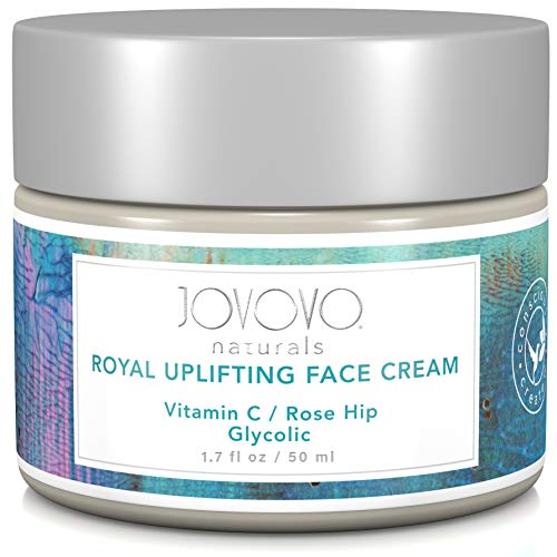 All-Natural Anti-Aging Face Cream: Night and Day Cream for Dry/Oily Skin with Vitamin C, Coconut and Avocado | Moisturizing and Nourishing to Achieve Plump and Supple Skin and Reduces Wrinkles