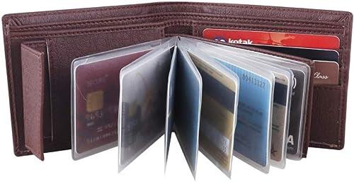Gannet® Brown Bi-Fold Mens Wallet