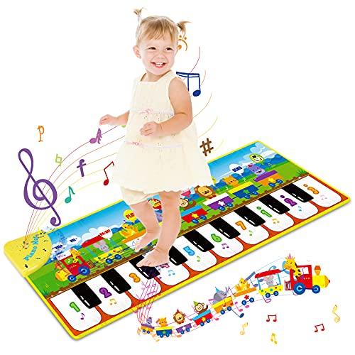 Tappeto Musicale, Tappetino per Pianoforte