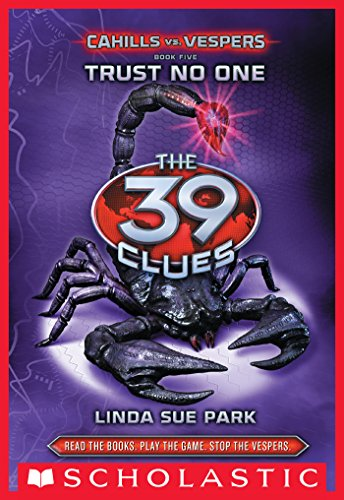 The 39 Clues: Cahills vs. Vespers Book 5: Trust No One (English Edition)