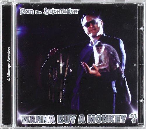 Dan The Automator- Wanna Buy...  + Dvd