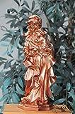 OLBAUM 66-70 cm,Kupfer-Farben Metallglanz, SEHR Grosse,