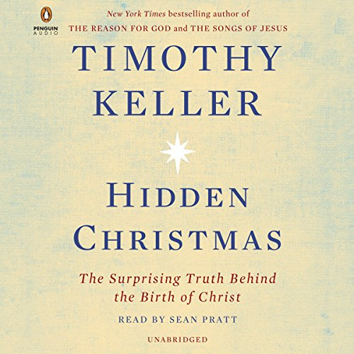 Hidden Christmas audiobook cover art