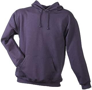 James and Nicholson Unisex Hooded Sweatshirt