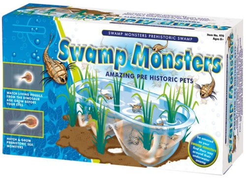 Red Robin Toys Swamp Monsters