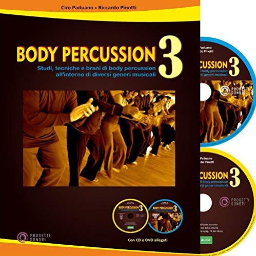 Body percussion. Con CD-Audio. Con DVD video (Vol. 3)