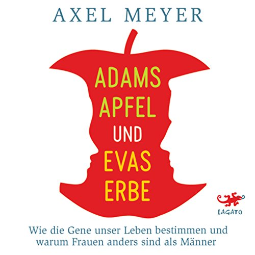 Adams Apfel und Evas Erbe audiobook cover art