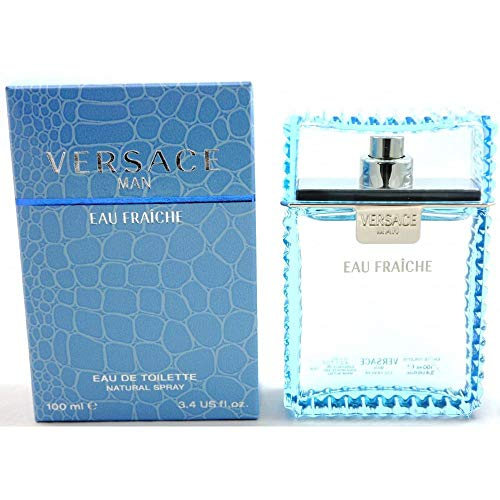 Versace Man Eau Fraîche Eau De Toilette 100 ml (man)