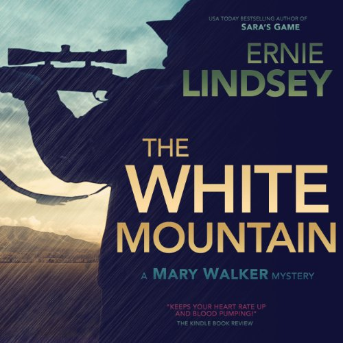 The White Mountain audiobook cover art