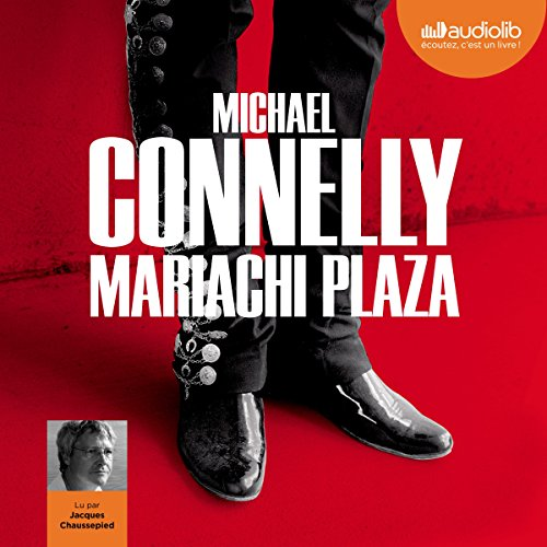 Mariachi Plaza audiobook cover art