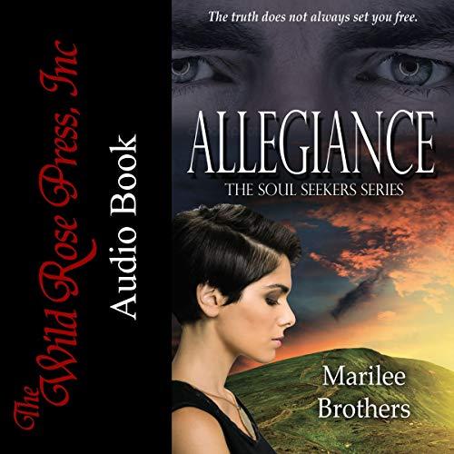 Allegiance audiobook cover art