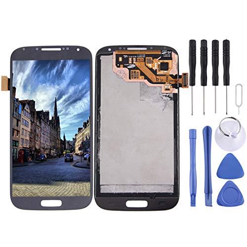 Lsong Servizio GHJRR Sostituire Schermo LCD e Digitizer Assemblea Completa for Il Galaxy S IV / i9500 / i9505 / I337 / i545 (Nero)