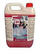 Clim Profesional ® - Detergente neutro para maquinas fregadoras. Botella 5 litros