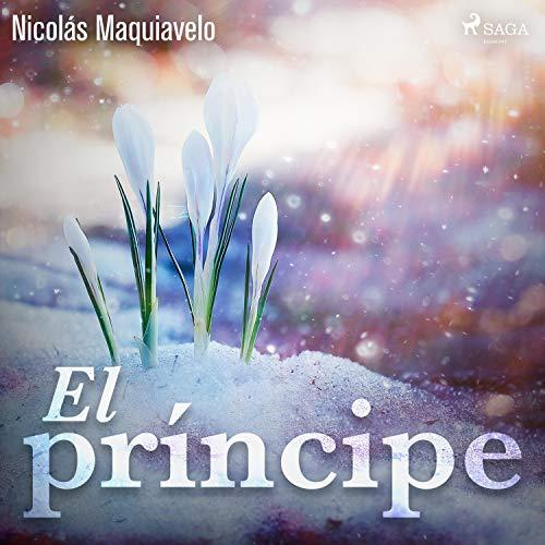 Diseño de la portada del título El príncipe