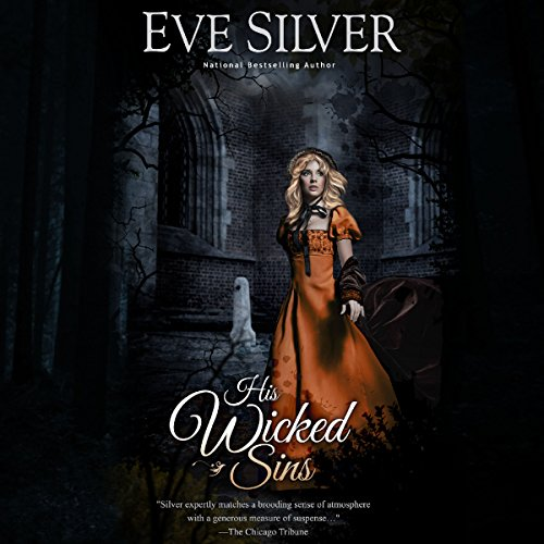 His Wicked Sins audiobook cover art
