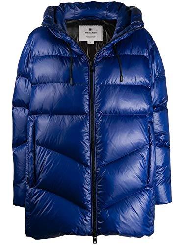 WOOLRICH Luxury Fashion Damen WWCPS2839UT17023060 Blau Polyamid Steppjacke | Herbst Winter 19