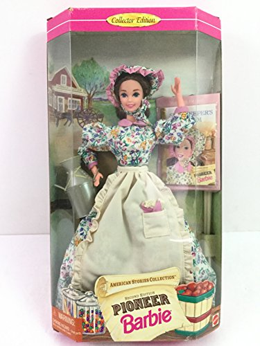 Barbie Collector Edition American Stories Collection Second Edition Pioneer Barbie
