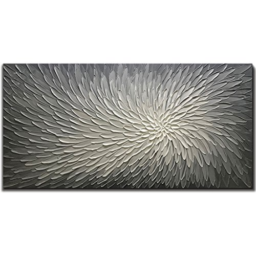 Amei Art Paintings, 24X48 Inch Paintings Oil Hand Painting 3D Hand-Painted On Canvas Modern Abstract...