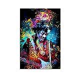 GHRF Ebay Paintings Jimi Hendrix Poster dekorative Malerei
