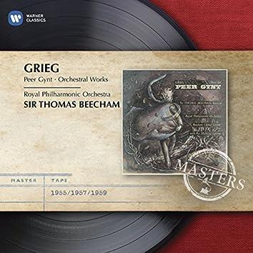Grieg: Peer Gynt Etc