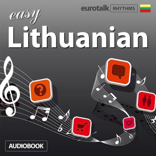 Rhythms Easy Lithuanian cover art