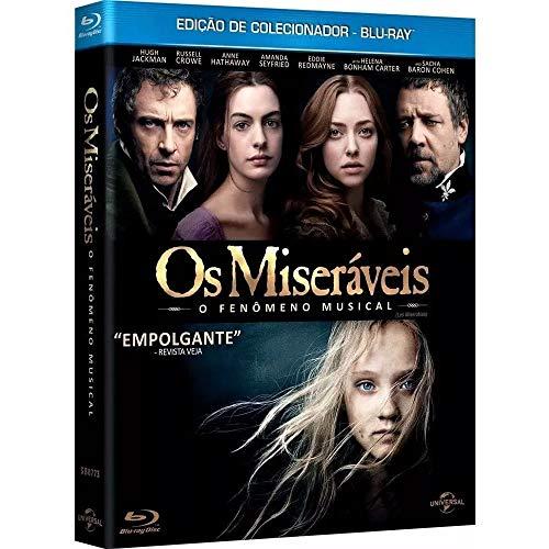 Blu - Ray - Os Miseráveis: Edição De Colecionador