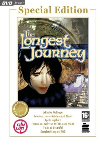 The longest Journey - Special Edition (DVD-ROM)