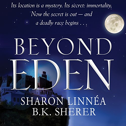 Beyond Eden  By  cover art