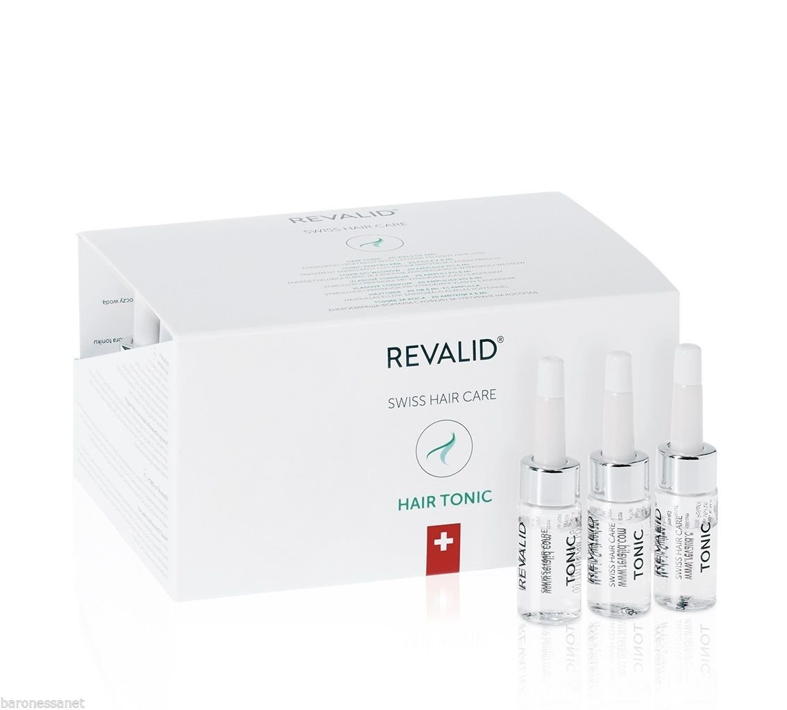 Revalid Anti-Hair Loss 5% OFF Treatment Tonic 20 6ml x with Online limited product Caffein amp