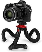 Fotopro Handy Stativ iPhone Stativ Mini Kamera Stativ für iPhone mit Handyhalterung, Gorillapod Smartphone Stativ for Phon...