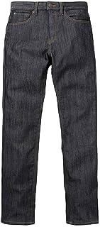 Real Standard(リアルスタンダード) ストレッチ裏シャギーパンツ デニム ジーパン ジーンズ KT186-MB010-017 メンズ