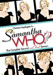 Samantha Who? on DVD
