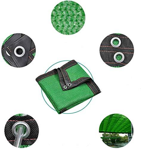 M-Y-L afdekzeil voor schaduwstof, uv-bescherming, zonnecrème, scheurvast, slijtvast, duurzaam mesh-weefsel ter bescherming van de planten, met broei-effect