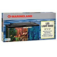 Marineland LED Light Hood, 20-Inch by 10-Inch by MarineLand