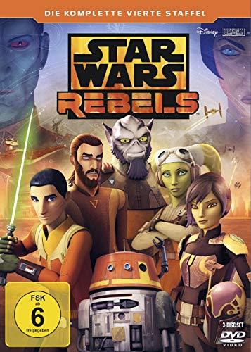 Star Wars Rebels - Die komplette vierte Staffel [3 DVDs]
