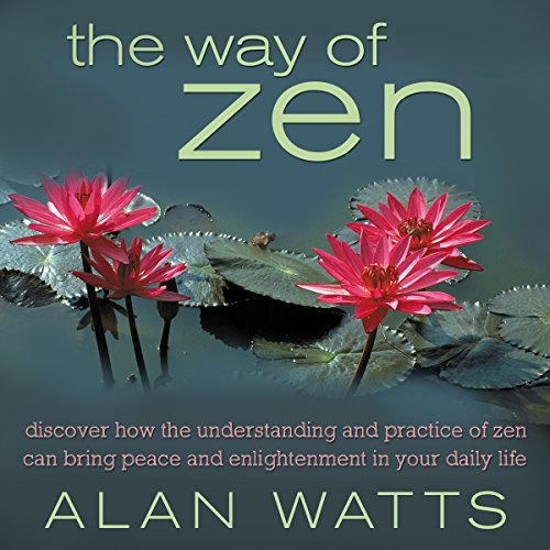 The Way of Zen audiobook cover art
