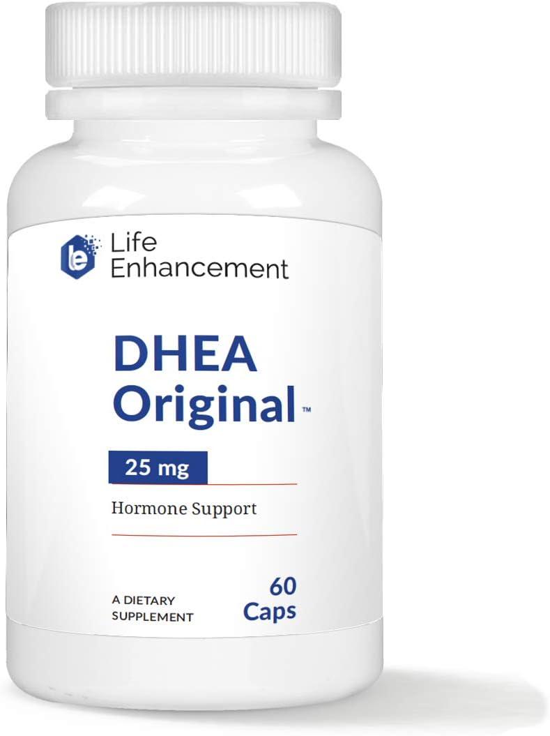 Life Enhancement DHEA Special sale item Original - Hormone Men for Balance and Wom shopping