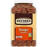 Snyder's of Hanover Pretzel Snaps, 46 Oz Canister